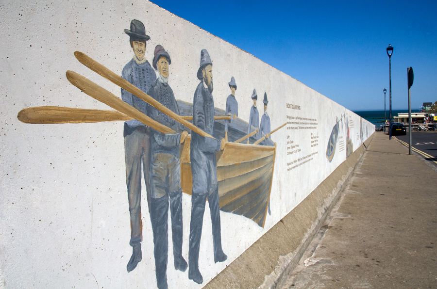 gallery_maritime_05_Maritime_History_Wall_Sheringham